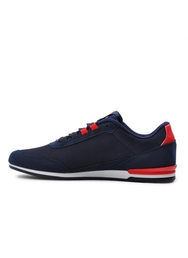 Walkway Salvador Lacivert-Kırmızı Erkek Spor Ayakkabı Lacivert